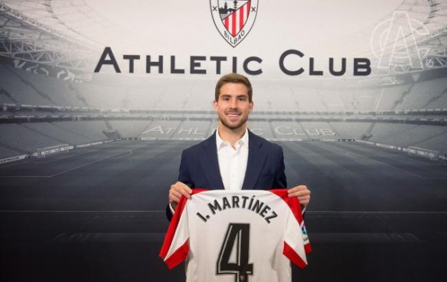 Фото: ІньїгоМартінес (twitter.com/AthleticClub)