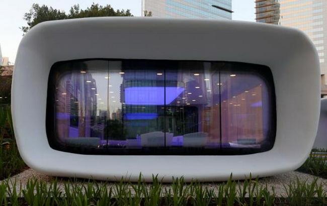 Фото: інноваційне будівництво в ОАЕ (Reuters)