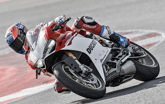 Фото: мотоцикл Ducati (официальный сайт Ducati)
