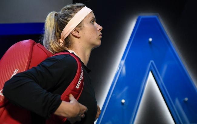Свитолина опустилась на четвертое место в рейтинге WTA