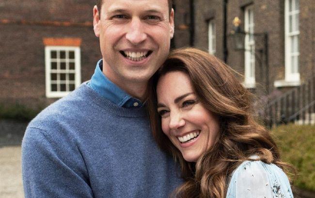 Весь в тата: Кейт Міддлтон і принц Уільям зворушили мережу новим фото принца Джорджа