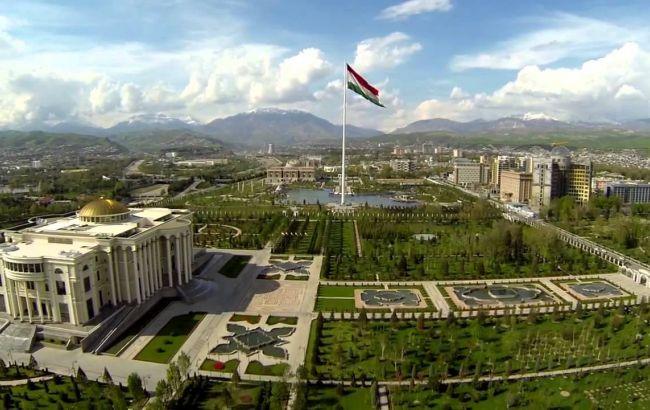 Фото: столиця Таджикистану Душанбе