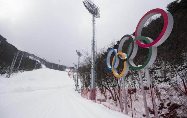 Фото: Олимпийские игры в Пхенчхане (twitter.com/Olympics)