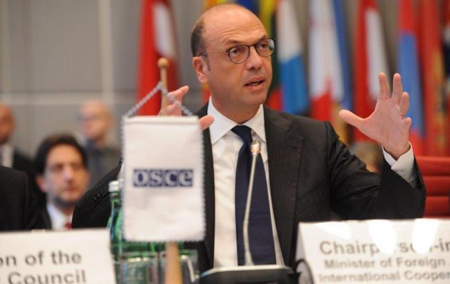 Украина договорилась с главой ОБСЕ об усилении работы миссии на Донбассе
