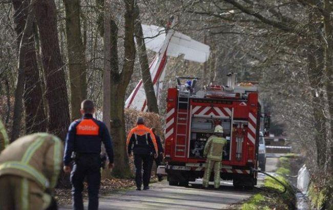 В Бельгии разбился частный самолет, есть погибшие