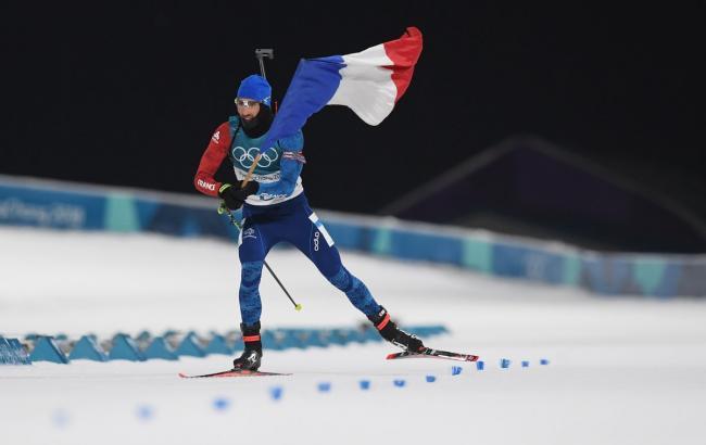 Фото: Мартен Фуркад (twitter.com/Olympics)
