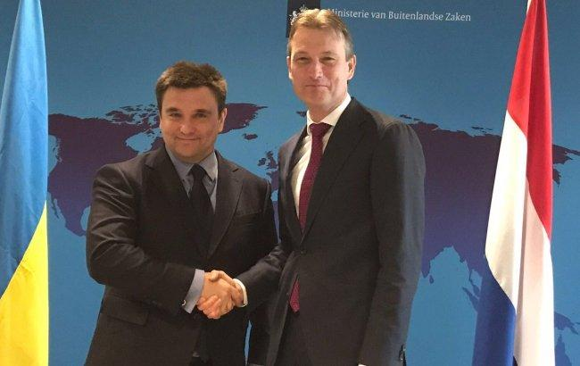 Фото: зустріч міністрів (twitter.com/HalbeZijlstra)