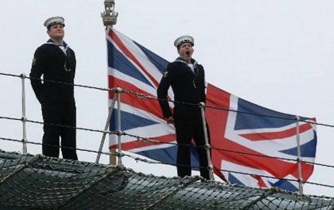 Великобритания начала строительство военной базы в Бахрейне