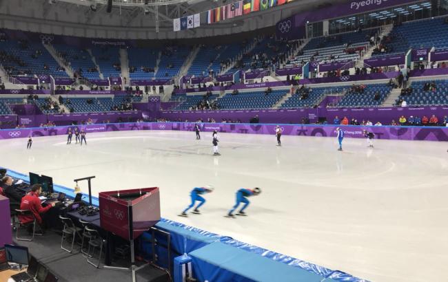 На Играх-2018 был дважды обновлен олимпийский рекорд в шорт-треке