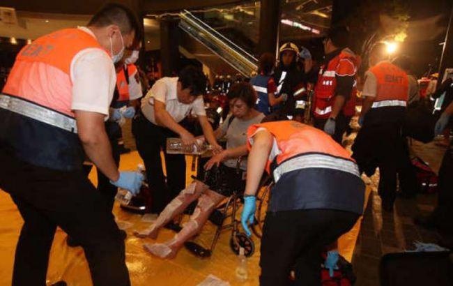 Фото: на Тайвані стався вибух в пасажирському поїзді