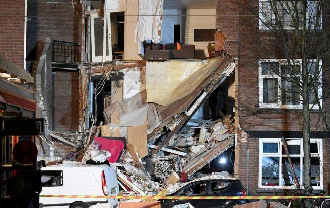 Вибух будинку в Гаазі: постраждало щонайменше 9 людей