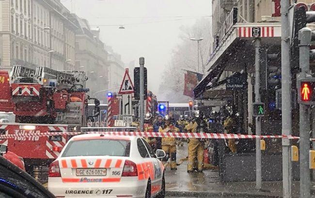 У Женеві в ресторані стався вибух