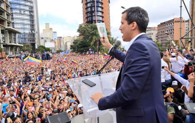 Австралія визнала Гуайдо президентом Венесуели