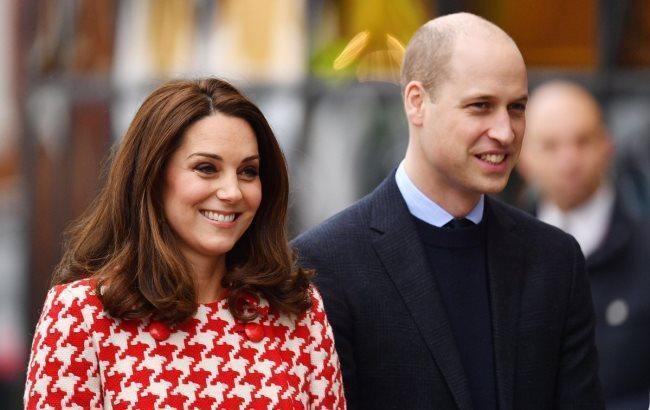 Фото: Кейт Миддлтон и принц Уильям (twitter.com/kensingtonroyal)