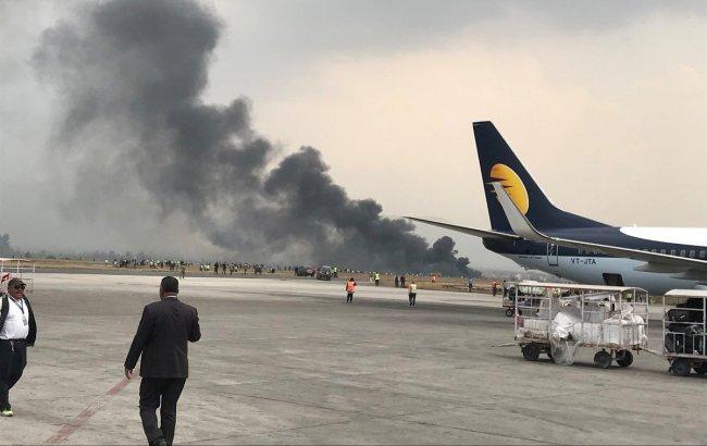Авіакатастрофа в Непалі: загинуло щонайменше 50 людей