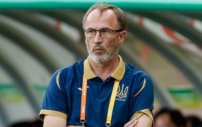 Хто став новим тренером збірної України з футболу: офіційна заява
