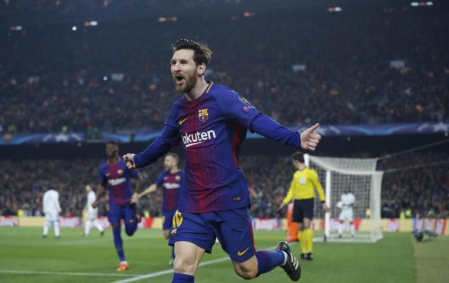 "Фото: ""Барселона"" - ""Челси"" (twitter.com/FCBarcelona)"