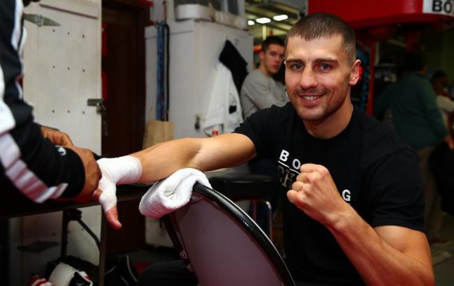Гвоздик завоював титул тимчасового чемпіона світу WBC