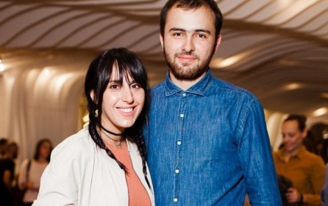 Фото: Джамала с избранником