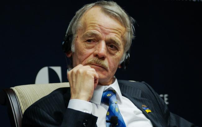 Джемилев предложил в ОБСЕ создать рабочую группу по Крыму, в которую бы вошли страны Будапештского меморандума