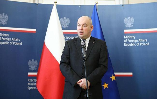 В Польше уволили вице-министра иностранных дел