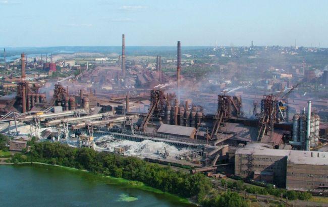Фото: Днепродзержинский коксохимический завод