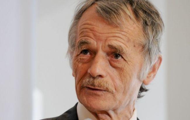 Джемилев обнародовал список крымских татар, удерживаемых ФСБ в Крыму