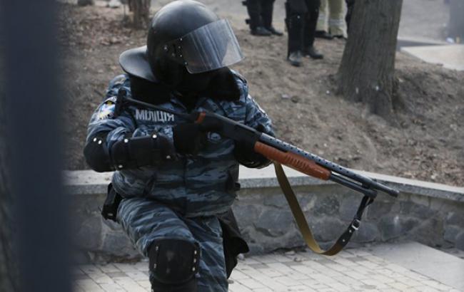 Суд продовжив арешт екс-беркутівцю Аброськину до 25 січня 2015 р