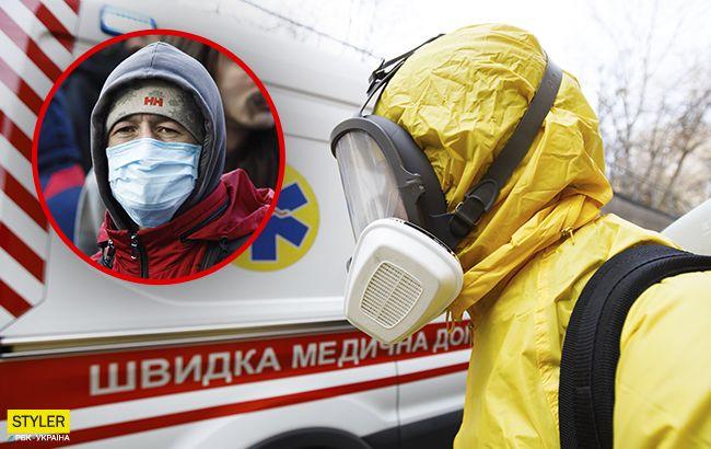 Коронавирус в Украине: в Киевской области еще один заболевший