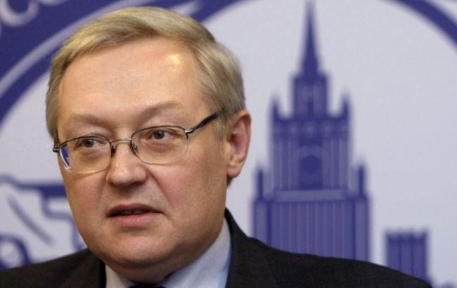Фото: Сергій Рябков повідомив про вислання дипломатів