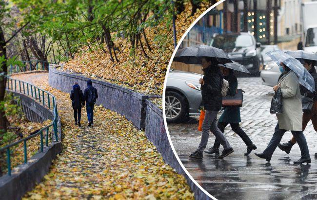 Дощі знову накриють Україну: синоптики попередили про негоду