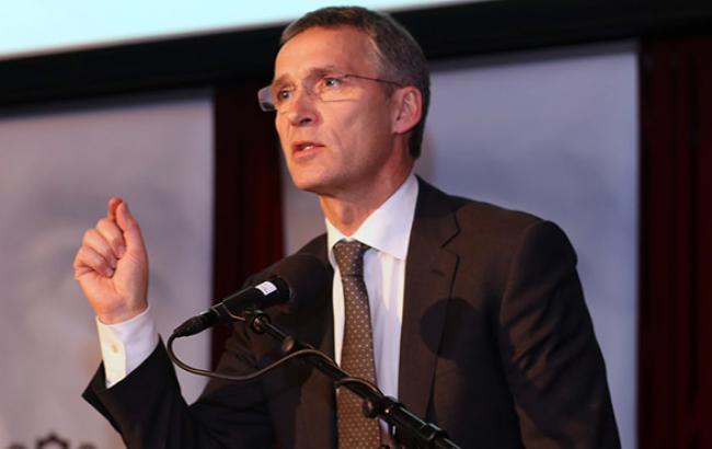 Генсек НАТО раскритиковал требование России о невступлении Украины в Альянс