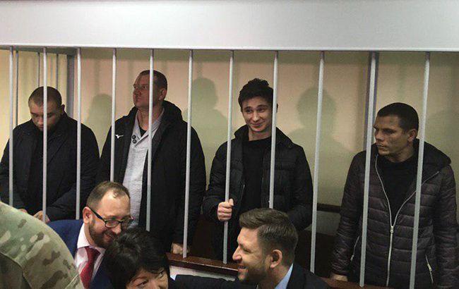 РФ призначила психіатричну експертизу всім захопленим морякам