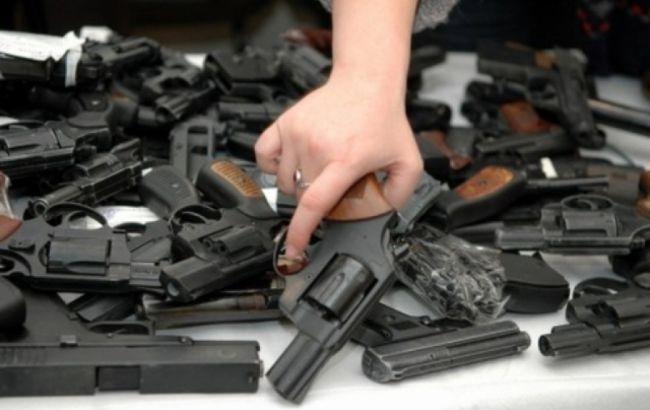 Фото: МВД объявило месячник добровольной сдачи оружия