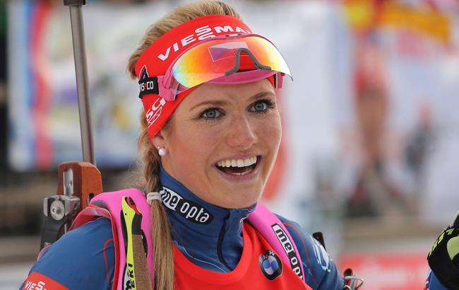 Всемирно известная спортсменка рассказала, где должен проходить чемпионат по биатлону