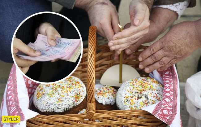 Пасхальная корзина 2021 резко подорожала: новые цены традиционных блюд
