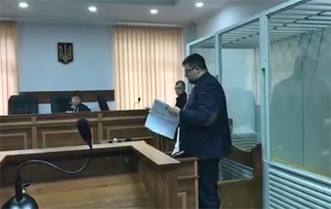 Фото: суд у справі про напад на Найєма (facebook.com-MasiNayyem)