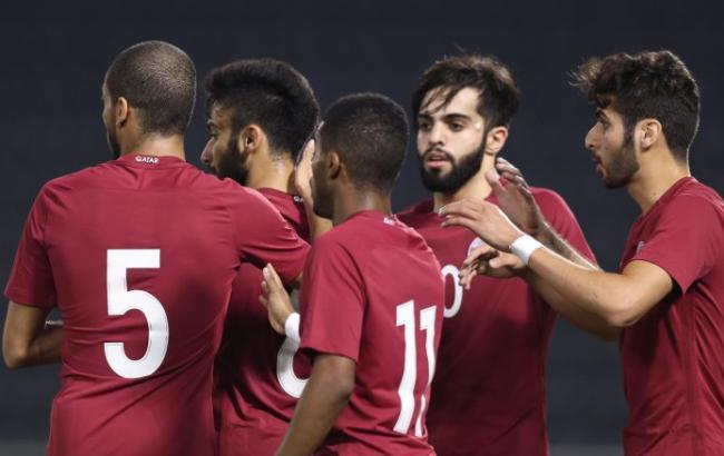 Фото: збірна Катару (qfa.com.qa)