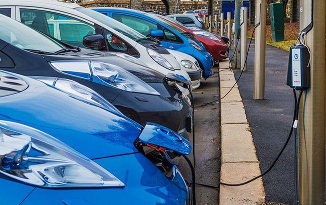 Попит на електромобілі в Україні зріс на 58%