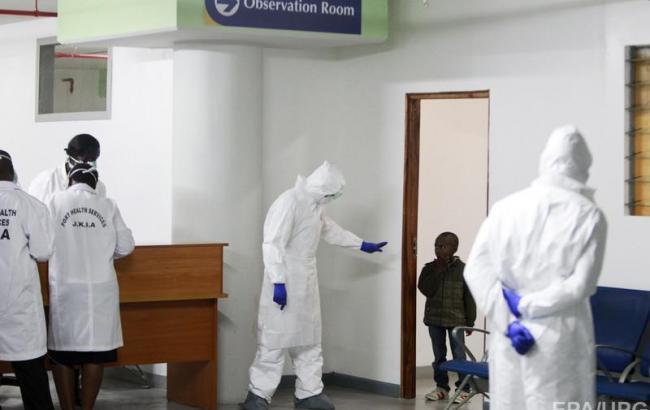 Число загиблих від Еболи перевищила 5 тисяч, - ВООЗ