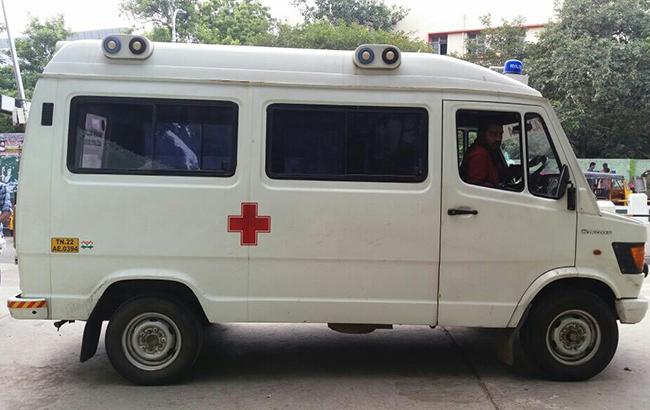 Фото: швидка допомога (twitter.comHashirMalikPTI)