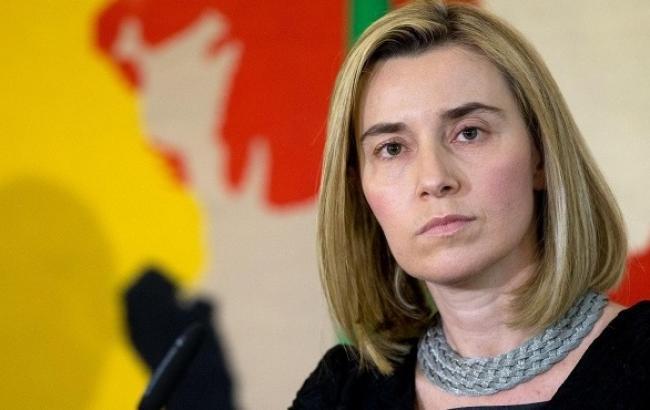 Рада ЄС одобрила продовження санкцій проти РФ до вересня 2015 р., - Могеріні