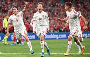 Дания и Бельгия вышли в плей-офф из группы B на Евро. Россия вылетела