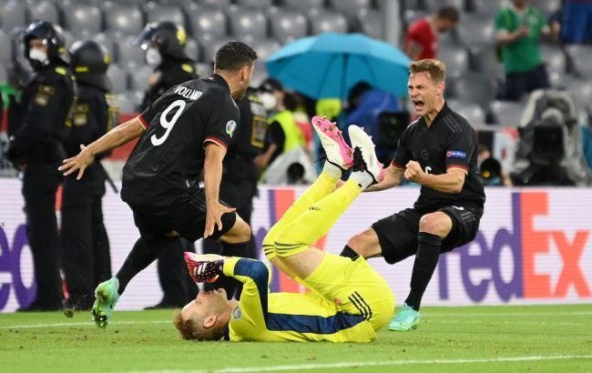 Угорщина ледь не вибила Німеччину з Євро-2020. Німці врятували нічию в драматичному матчі