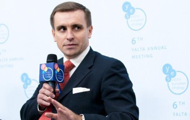Посол Украины при ЕС просит Брюссель отреагировать на действия Пореченкова возле донецкого аэропорта