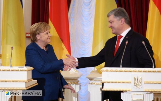 Меркель заявила про безальтернативність мінських угод