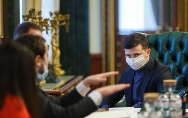У Зеленського заявили, що пік COVID-19 в Україні ще не настав