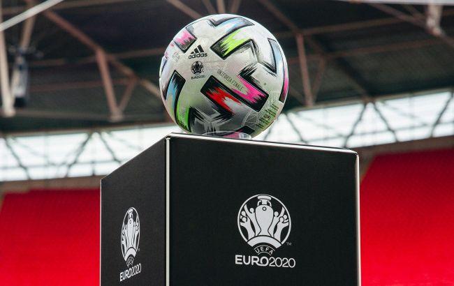 УЄФА представив офіційний м'яч на вирішальні матчі Євро-2020: чим відрізняється