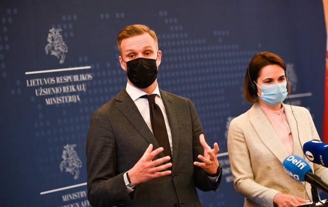 В Литве офис Тихановской получил дипломатический статус