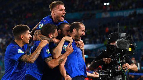 Италия - Испания - онлайн-трансляция матча полуфинала Евро-2020   РБК  Украина